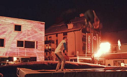 Laax Open Freestyle Festival